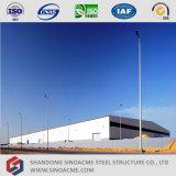 Sinoacmeのスーダンの安い鉄骨構造の倉庫