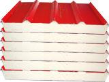Panneau ondulé de toiture de sandwich à ENV