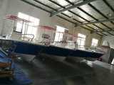 Liya 25FT Fischerboot-Fiberglas-Boot mit Außenbordmotor