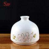 Decoración creativa del hogar del regalo del florero de la porcelana