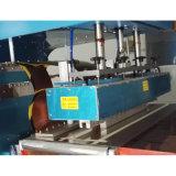 Soldador de alta frecuencia de paso automático de tensión de la estructura de PVC tejido