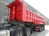 중국 주요 상표 Sinotruk 28 톤 팁 주는 사람 트레일러 또는 반 팁 주는 사람 트레일러