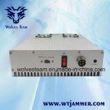 Justierbare FernsteuerungsLeistungs-TischplattenHandy-Hemmer mit 2 kühleren Ventilatoren
