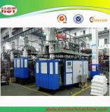 Blauer Plastik Barrels Blasformen-Maschinen-Plastiktrommel-durchbrennenmaschine