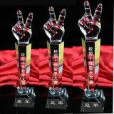El premio Cristal campeonato