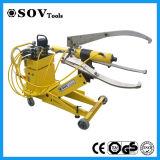 Extrator hidráulico do rolamento de roda do dente curto da entrega