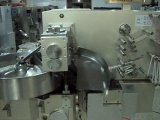 Máquina de embalagem de giro dobro de alta velocidade cheia dos doces de Autommatic