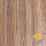 Papel decorativo del grano de madera de la teca para la cocina, los muebles o la puerta del fabricante chino