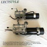 24 В экономике 250 Вт мощности электродвигателя инвалидных колясок и Бесщеточный двигатель с инвалидной коляски Foldawheel