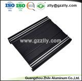 Алюминиевый профиль Настроенные на заводе Color штампованный алюминий для теплоотвода с вентилятором автомобиля