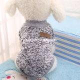 L'animale domestico all'ingrosso di modo copre il maglione del cane del cappotto all'ingrosso