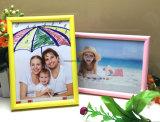 Глянцевый черный кадр изображения 8X10 дюймов (2 ПК) дисплей для просмотра фотографий с фото стеклянная передняя панель панели, подставка, Крепление Esg10231