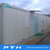 Diseño y la Casa de contenedores prefabricados para un solo departamento/dormitorios