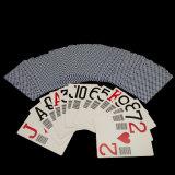 Cartões de jogo pretos alemães feitos sob encomenda do núcleo para o casino