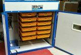 Mini prix automatique de Hatcher d'incubateur d'oeufs de poulet de volaille