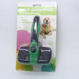 Пэт щетка для собак и кошек Элегантная горожанка самоочистки щетка для всех размеров для ПЭТ