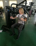 Tz-6035 tracción vertical gimnasio/equipos de gimnasia para el cuerpo en forma Fitness Entertainment