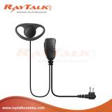 Tk3148、Tk3160、Tk3170のための対面ラジオDのホックのイヤホーンのヘッドセット