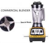 Haute capacité 4.0L Blender Blender de commande de vitesse variable avec 2200W