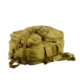 Morral que acampa de Camo del bolso táctico militar verde del morral