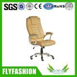 Silla sintetizada de la oficina del cuero de la silla del visitante de Brown