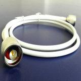 Assemblée de cavalier de câble coaxial de liaison de la qualité 50ohm LMR240
