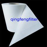 Papel de filtro de nylon (N6&N66) para el tratamiento del producto químico y de aguas