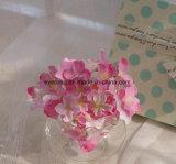 Cerimonia nuziale all'ingrosso poco costosa dell'esportazione diretta della Cina della fabbrica Nizza che decora il Hydrangea di seta del fiore dei fiori artificiali