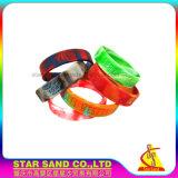 Migliori Wristbands del silicone di salute di promozione di prezzi di nuovo disegno, braccialetto del silicone