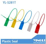 Adjustable length and Metal INSERT plastic Security seal (YL-S281T)