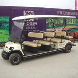 Un'automobile facente un giro turistico elettrica della 11 sede