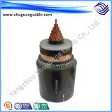 XLPE/PVC/PE/Shield/Armor 조종 케이블