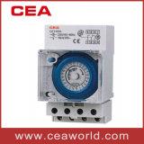 Cet181h, interruptor do temporizador do trilho do RUÍDO de Cet161h