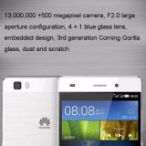 Telefone de pilha esperto do Android 5.0 da tela da polegada TFT de Huawei P8 Lite 5.0