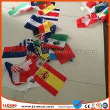 Hangende Bunting van de driehoek Vlag voor Reclame