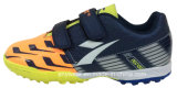 Chaussures extérieures du football du football de gazon de sports d'enfants (415-9470)