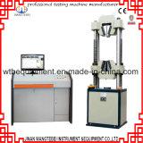 Équipement d'essai universel servo électrohydraulique automatisé par Wth-W1000