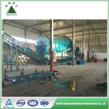 Planta de clasificación para la basura sólida municipal (MSW)