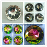 Joyas de diamantes de cristal piedra cordón (DZ-3001)
