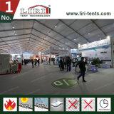 100X100mの展覧会の屋外のイベントのための巨大な玄関ひさしのテントの避難所