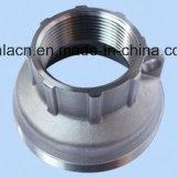 Moulage en acier inoxydable pour les raccords de tuyau avec tuyau de raccord en T (moulage de la cire perdue)