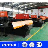 Qingdao Amada la placa de acero de perforación de torreta CNC Máquina de prensa
