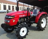 Тайшань 404 40HP 4WD Падди трактор в поле