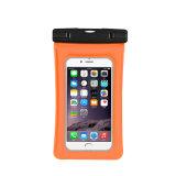 Мешок мобильного телефона на iPhone 6 Plus/6s делает мешок водостотьким телефона