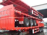 제조에서 3개의 차축 말뚝 트럭을%s 가진 반 트럭 트레일러