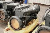 Gensetおよびトラックのミキサーのためのディーゼル機関F6l912の空気によって冷却されるエンジン