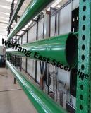 Tubo d'acciaio verniciato rosso di ASTM A795 con il certificato di FM