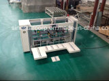 물결 모양 상자를 위한 두 배 PCS 상자 바느질 기계