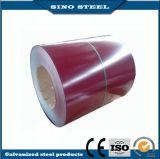 Dx52D цвет покрытия стальных катушки для строительства