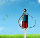 Molen van de Wind van de Wind van het van-net van het zonne en Systeem van de Wind de Hybride 200W Generator Gecontroleerde voor Huis